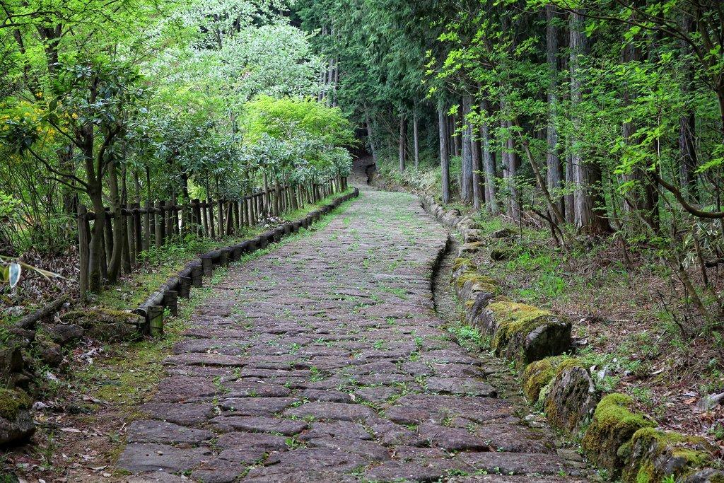 Japan's Nakasendo Trail