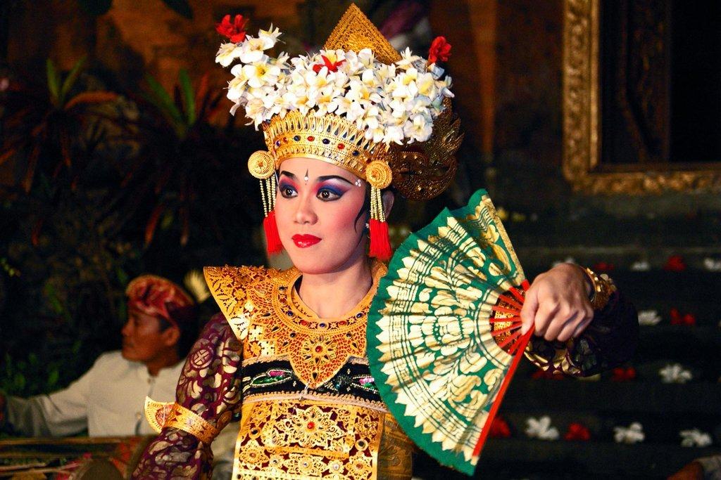 Ubud Dancer