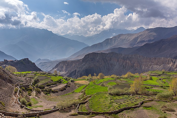 Nepal's Lower Mustang District