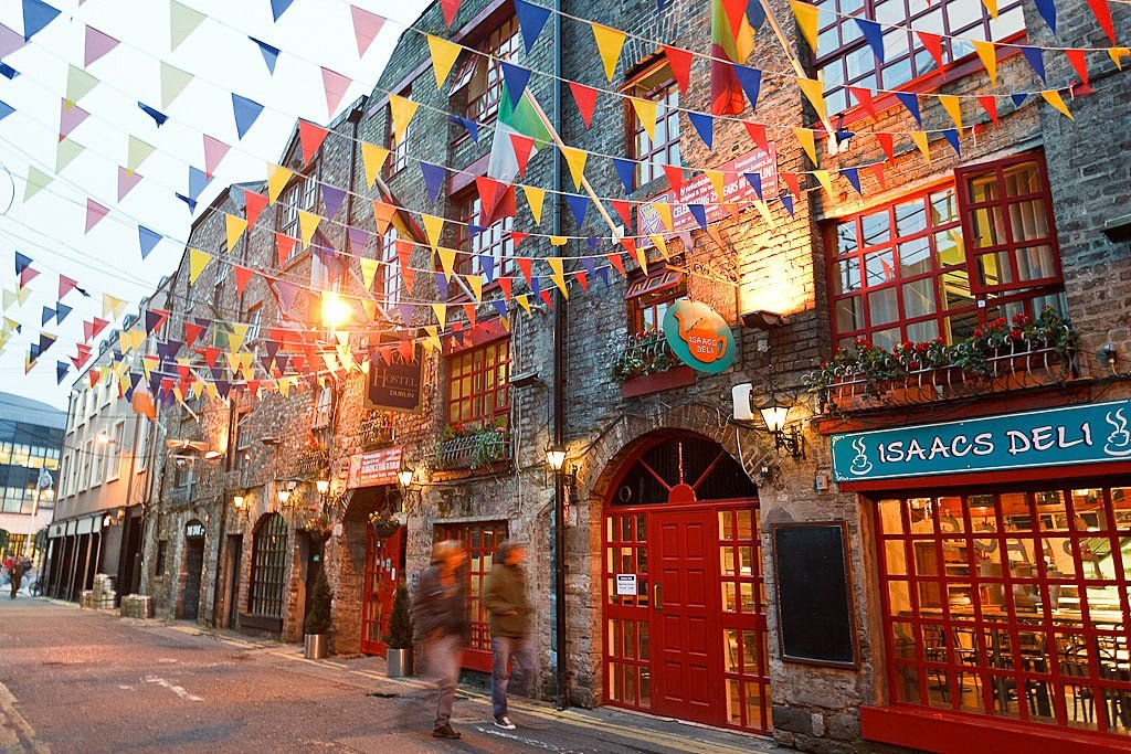 Stick to cities like Dublin for indoor cultural activities this month