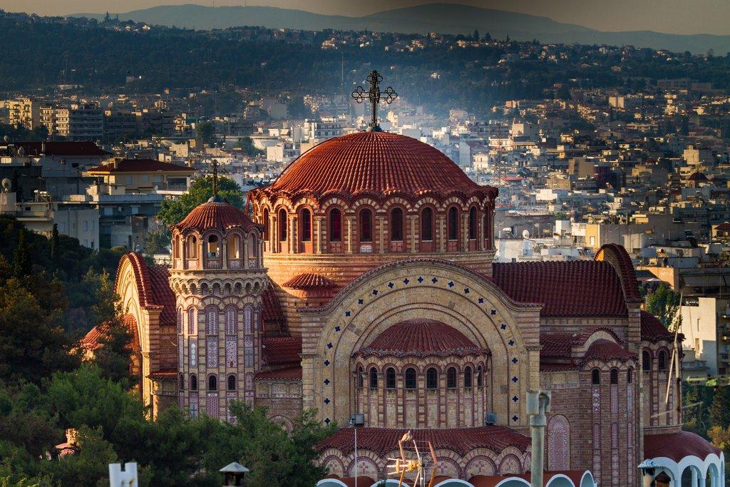 The Church of St. Paul, Thessaloniki