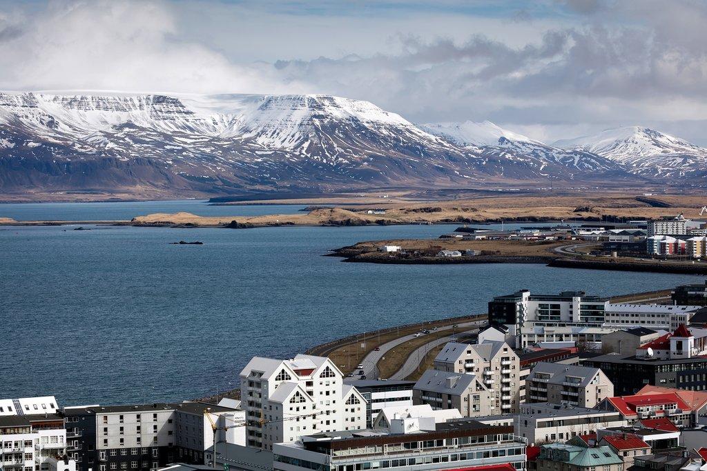 Explore Iceland's capital, Reykjavík