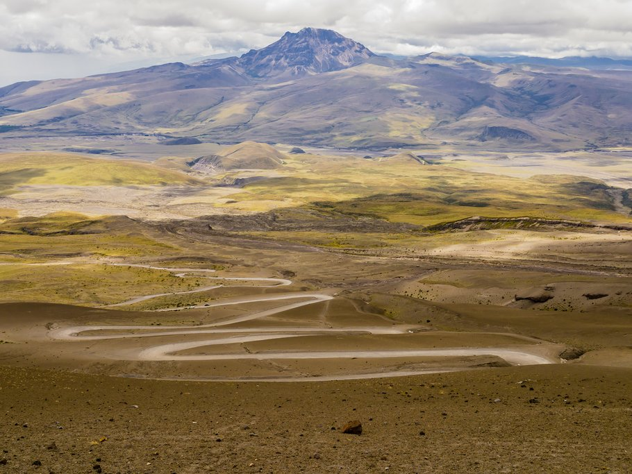 Best of the Cotopaxi Region