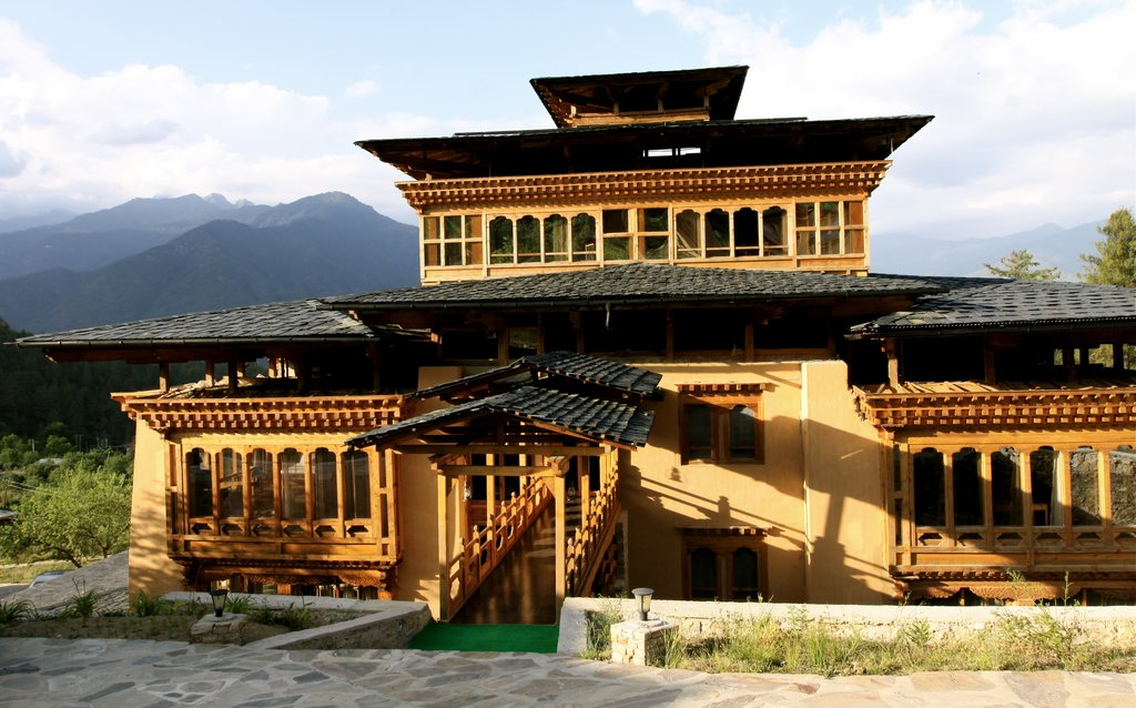 Best Boutique Hotels in Bhutan