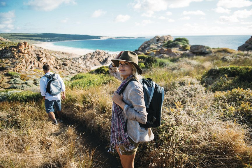 Coastal Walk in Australia