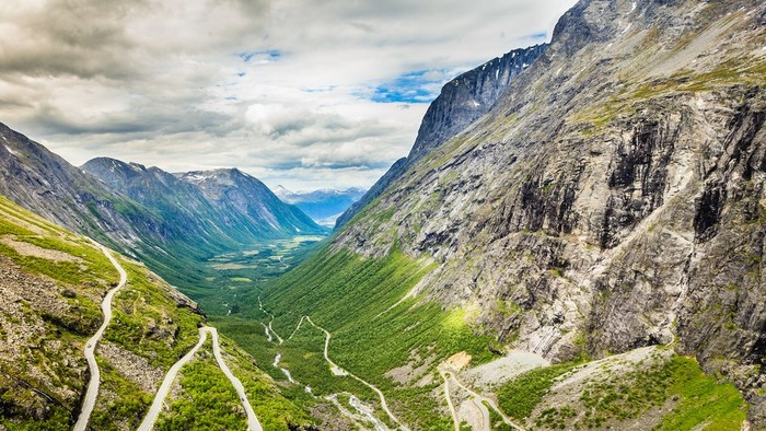Get behind the wheel for stunning vistas, where driving is part of the adventure