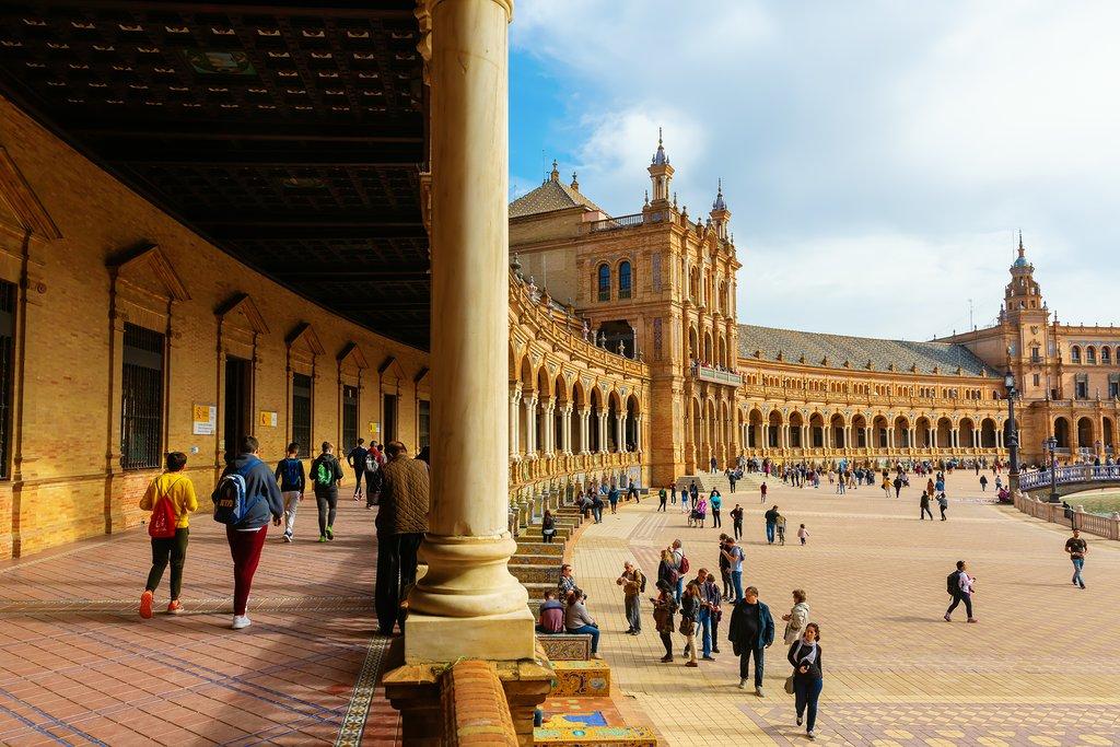 Discover Sevilla