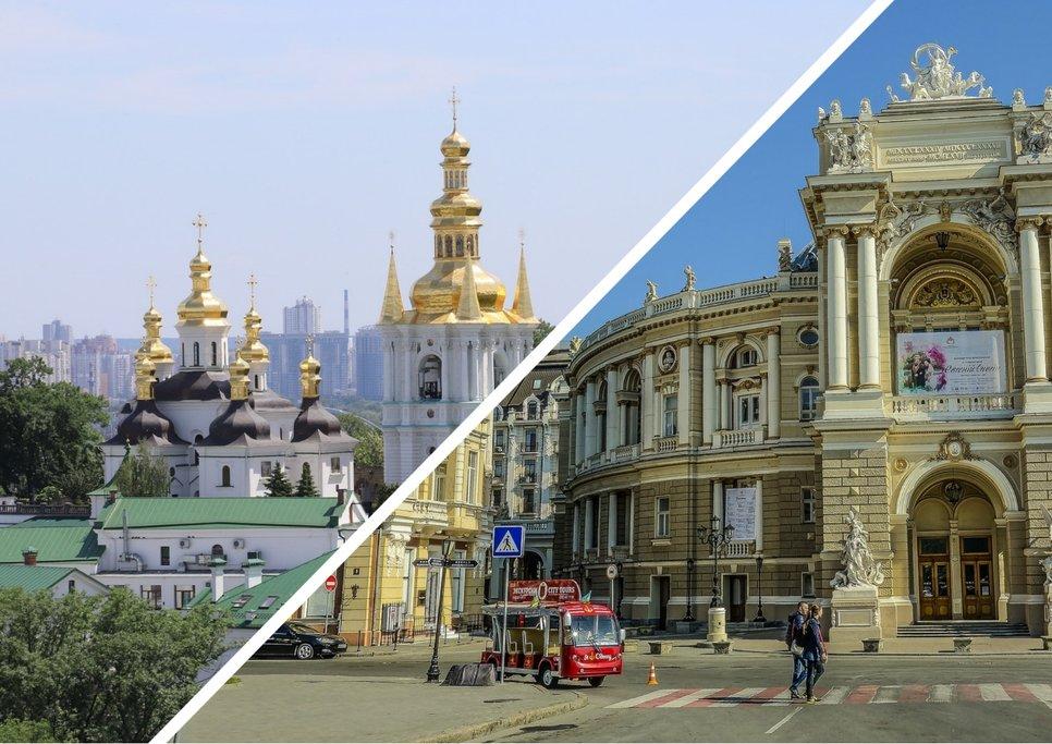 Kyiv/Odesa