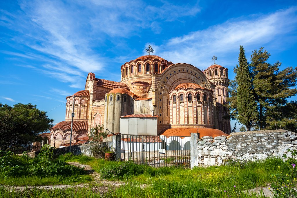 Thessaloniki's Church of St. Paul the Apostle