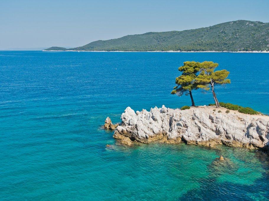 Cape Amarandos on Skopelos