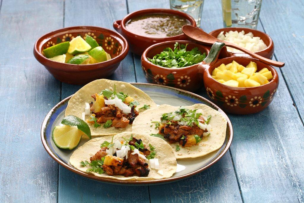 Gourmet Mexico