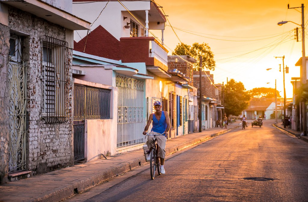 Options for Touring Cuba