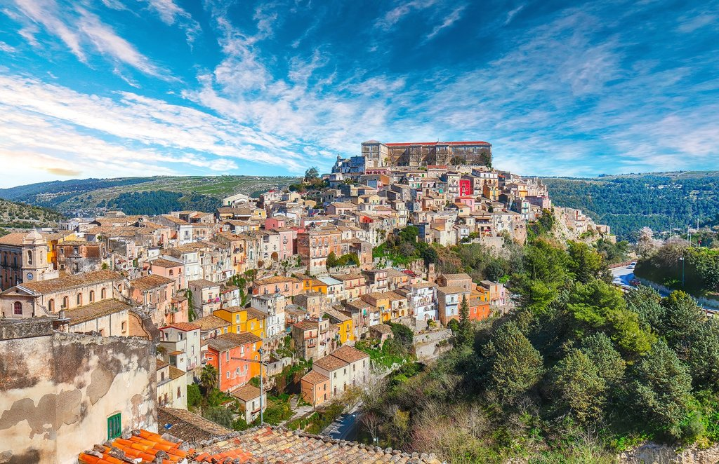 The Village of Ragusa