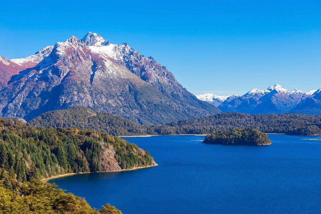 Nahuel Huapi Lake near Bariloche