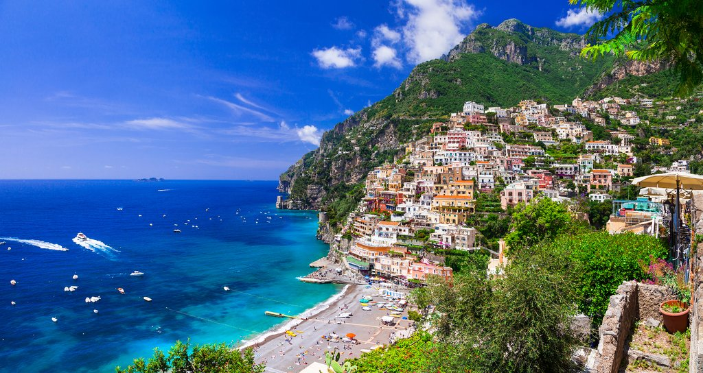 Hidden Grottoes Of The Amalfi Coast 7 Secluded Beaches To