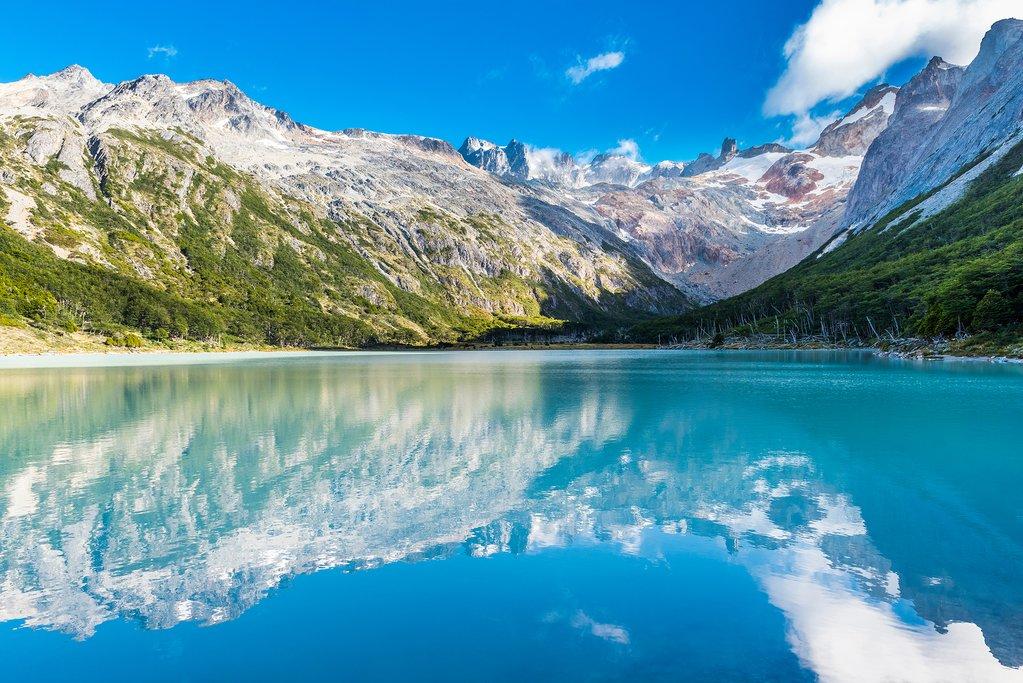 Patagonia's Tierra del Fuego National Park