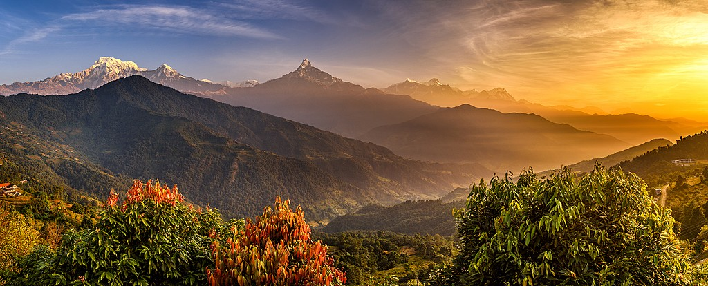 The Annapurna region