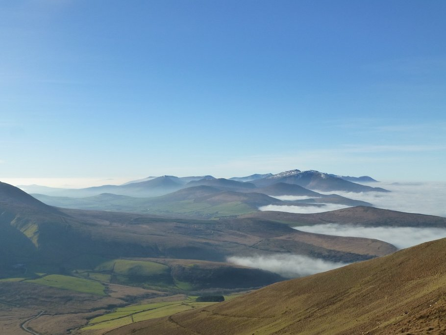 Panoramic views in Kerry