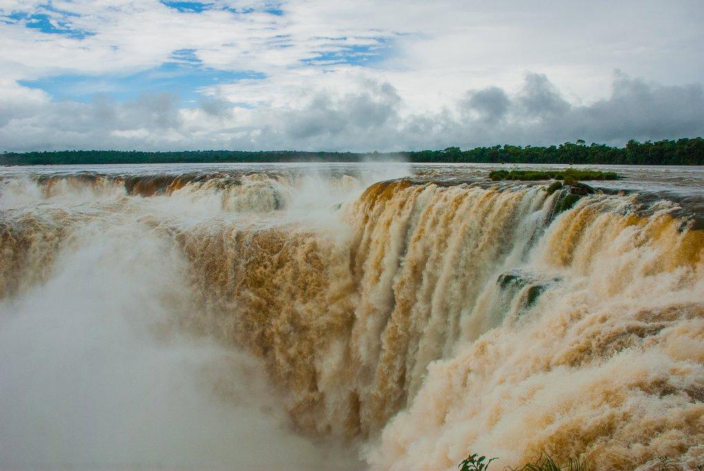 Garganta del Diablo, Iguazú Falls