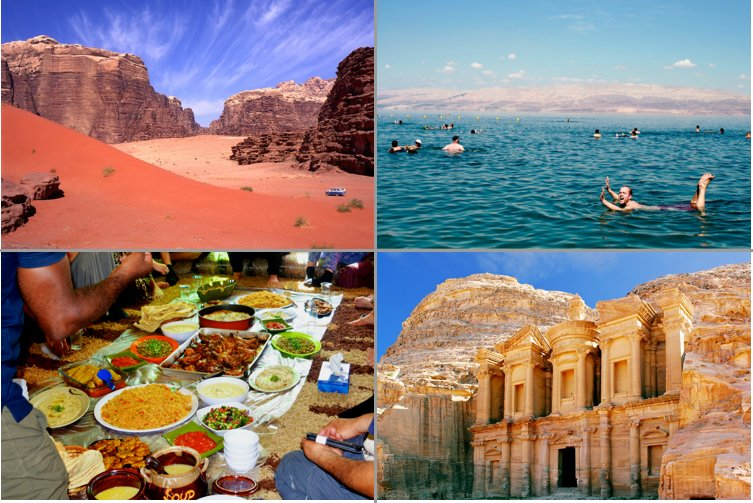 Tips for Jordan's 6 Must-See Places - Where to Go and What to See