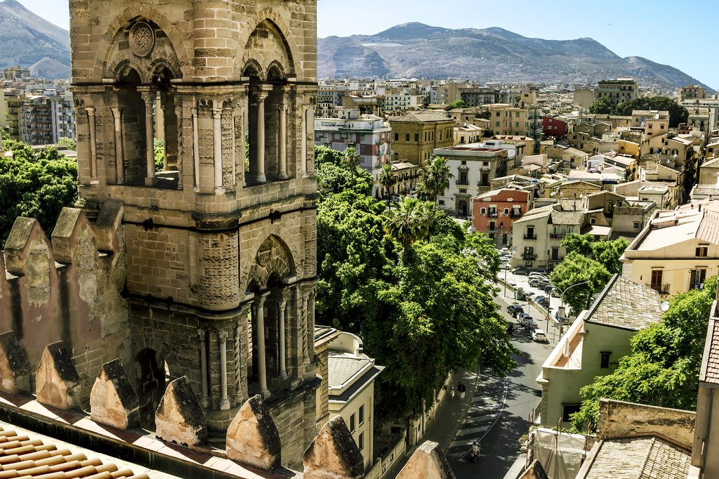 Discover Sicily's regional capital, Palermo