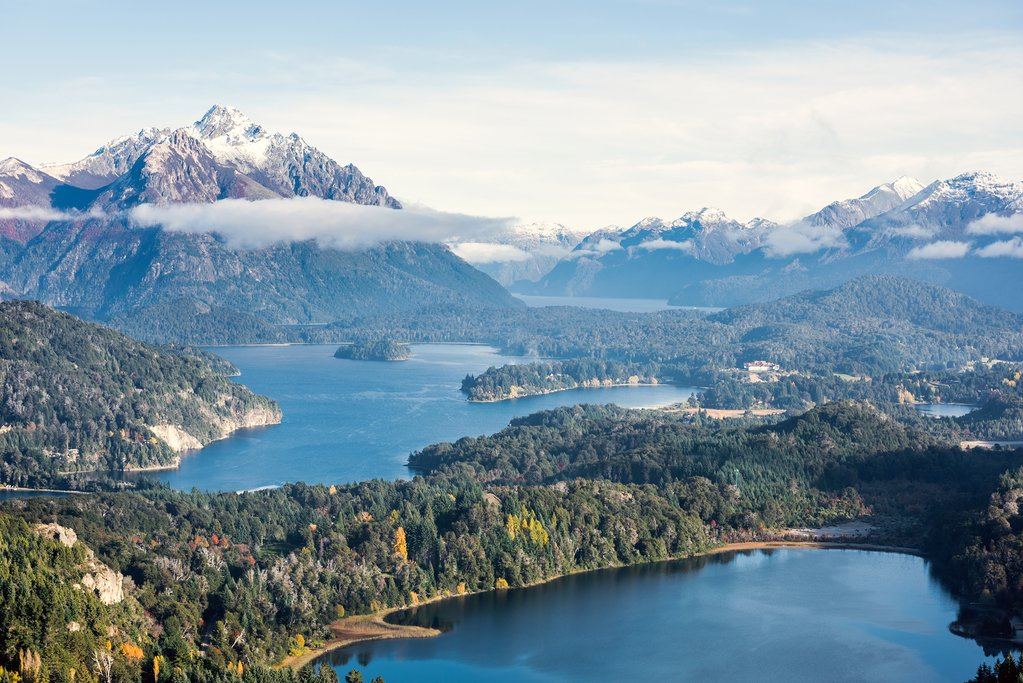 Argentina's Lake District near Bariloche