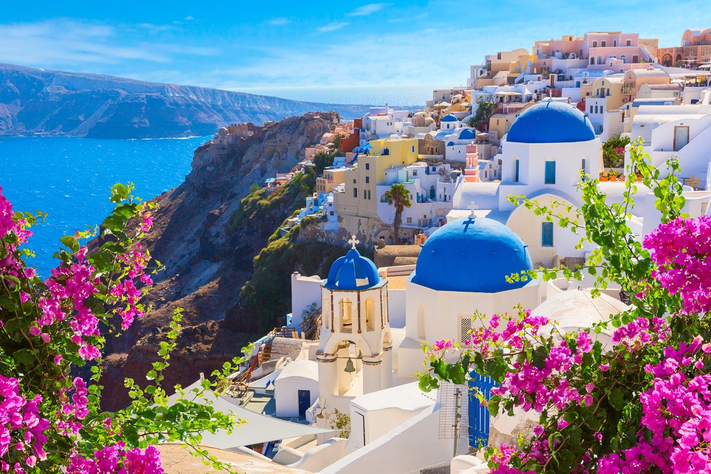 Best Time of Year to Visit Santorini | kimkim