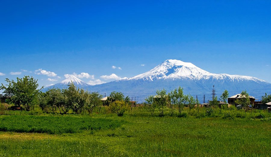 Armenia's beautiful landscapes