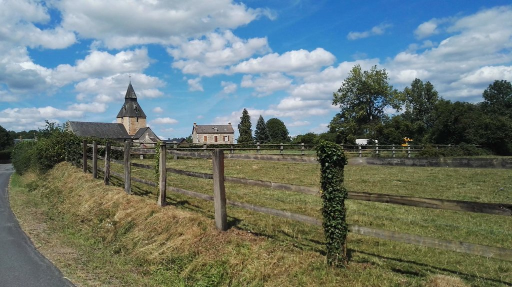 Discover the countryside of Normandy