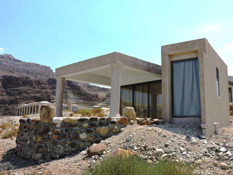 Jordan's seaside Mujib Chalets