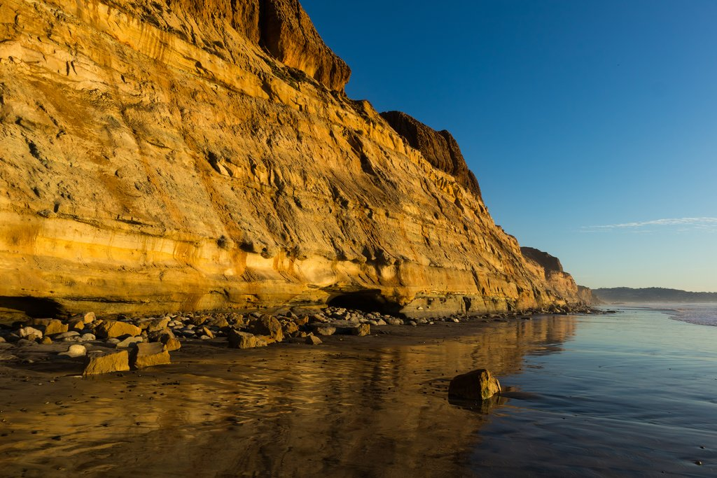 Bluff at Torrey Pines State Reserve