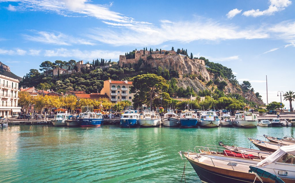 Spend a day in Cassis and Calanques National Park