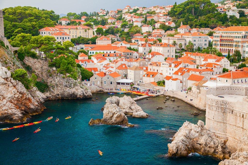Dubrovnik's West Harbor