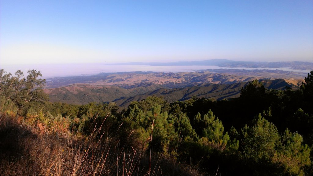 View from Fremont Peak