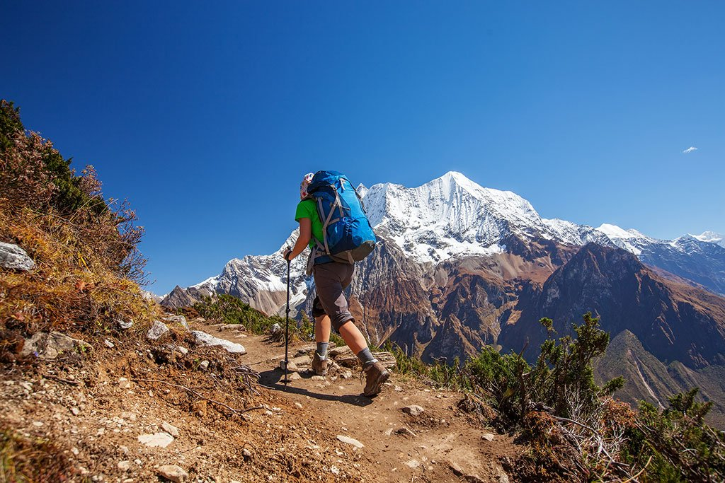 Trekking in the Manaslu Region