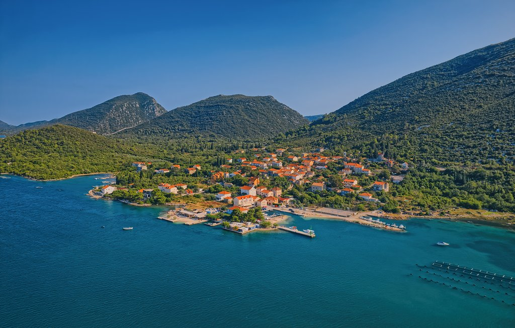 Mali Ston on Pelješac Peninsula