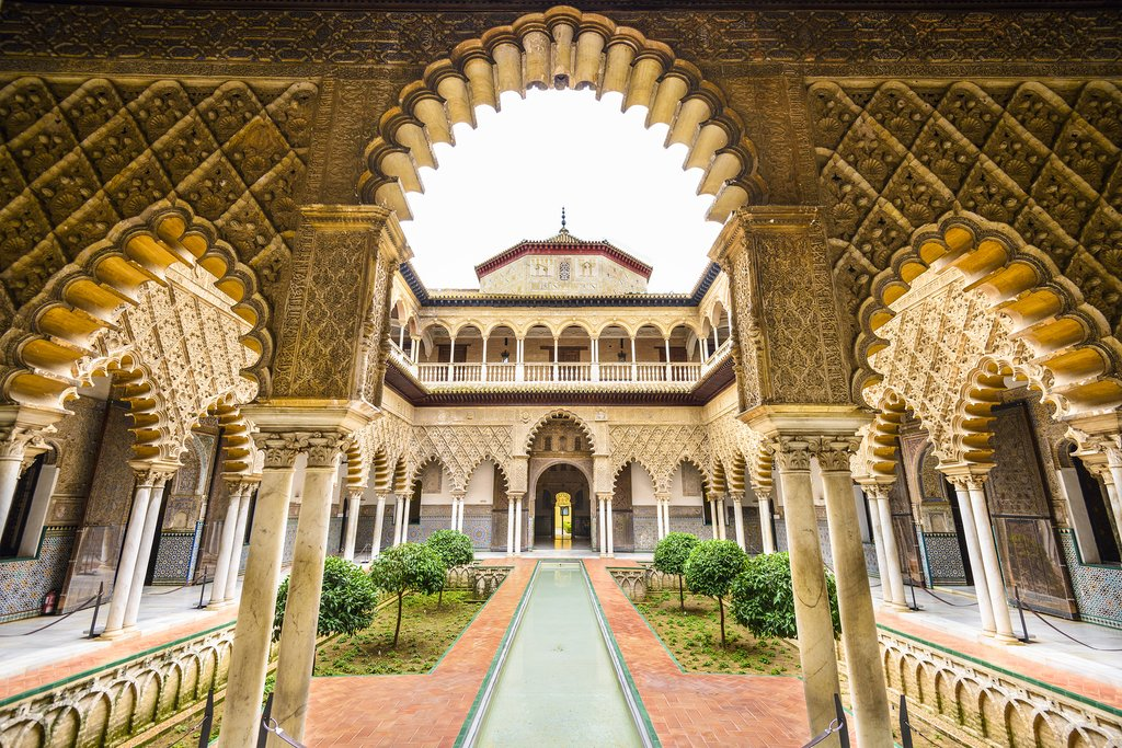 The Royal Alcázar of Seville