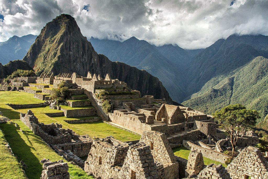 Tour the ancient citadel of Machu Picchu for a day