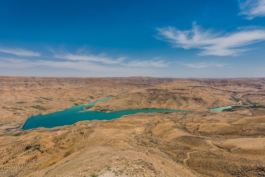 Four Classic Treks in Jordan