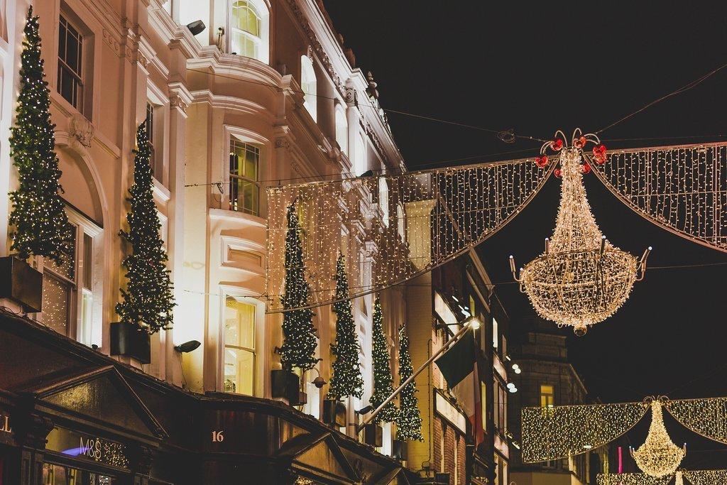 Christmas in Dublin