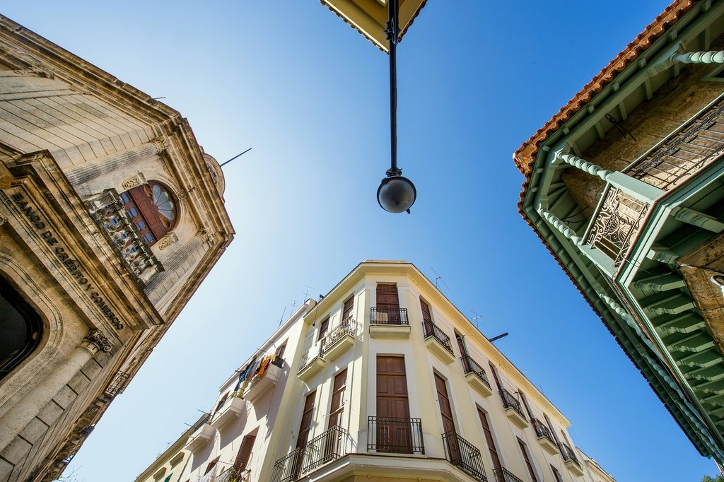 Discover the architecture of Havana