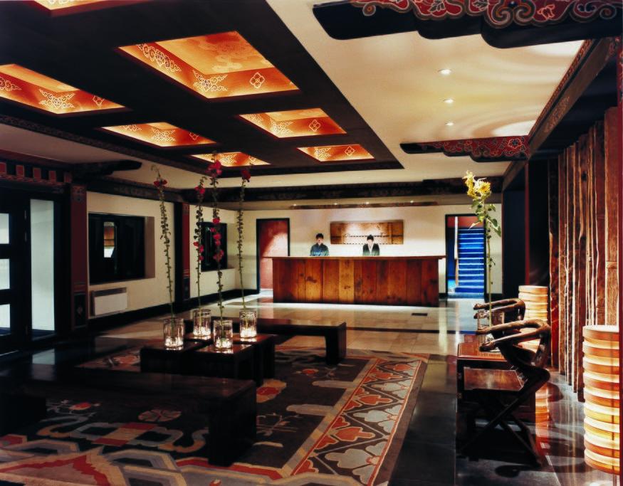 Zhiwa Ling Heritage, Paro Valley