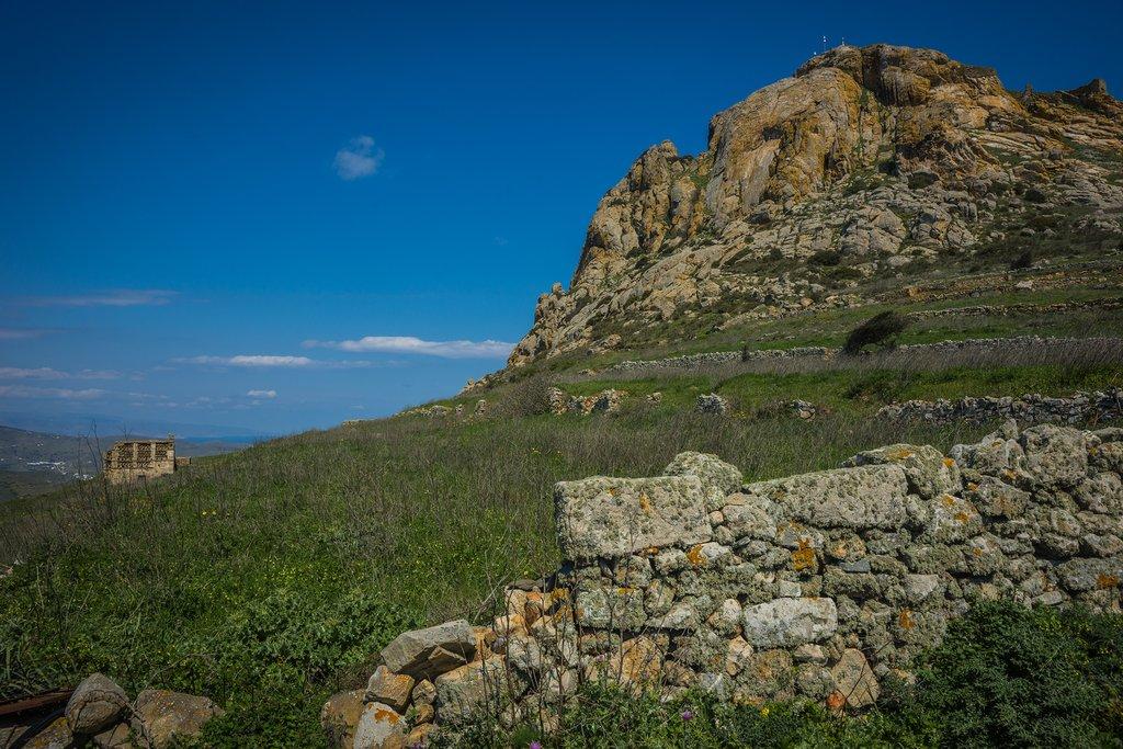 Hills of Tinos