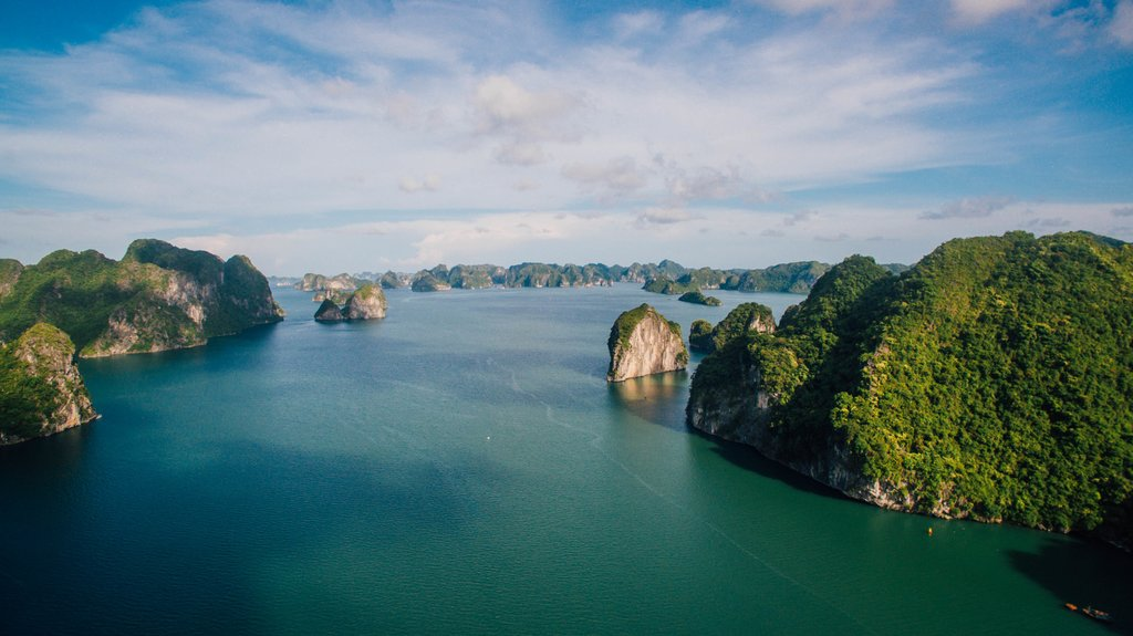 World Heritage Site in Vietnam