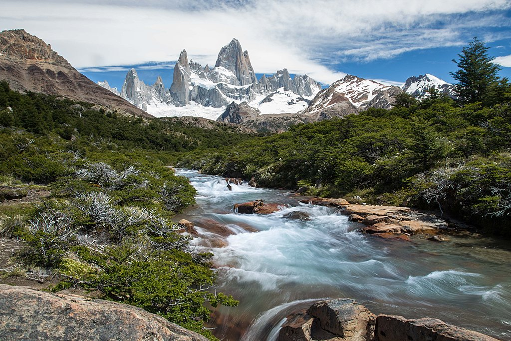 Los Glaciares National Park & Fitz Roy - 8 Days