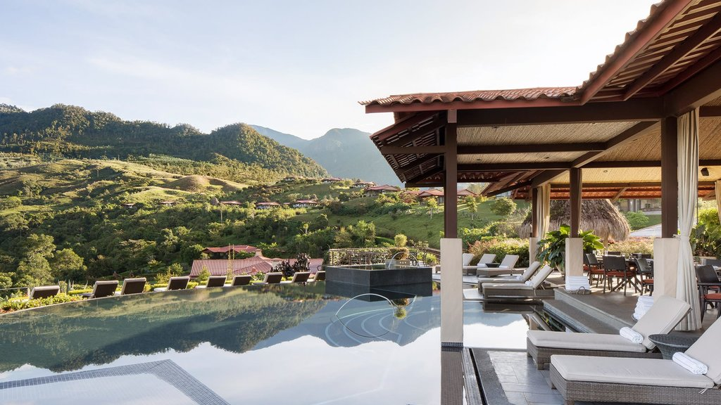Photo courtesy of Hacienda AltaGracia an Auberge Resort