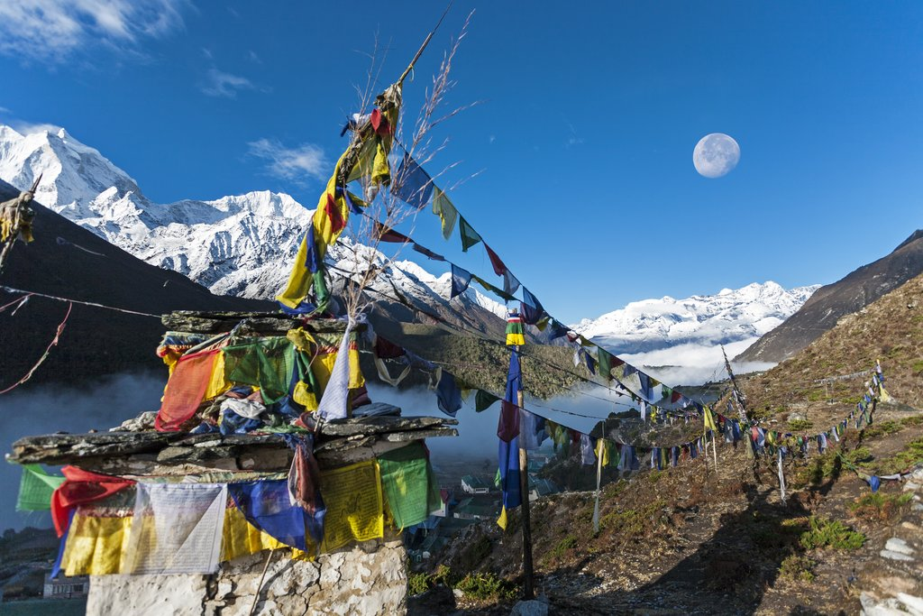 Trekking in the Khumbu - 19 Days