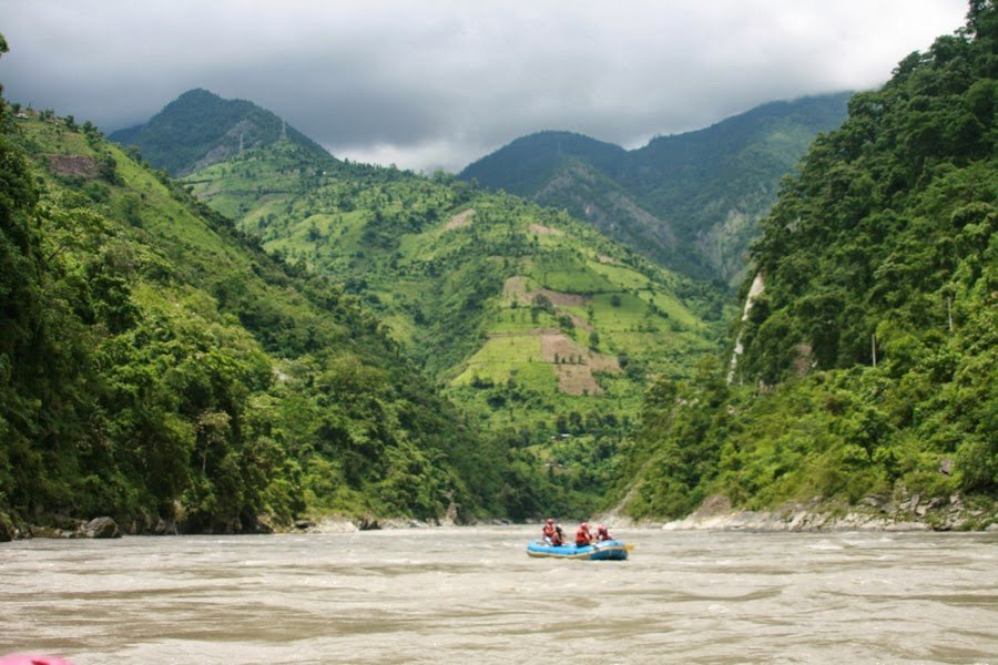 Trisuli Rafting & Kayaking: 1-2 Days