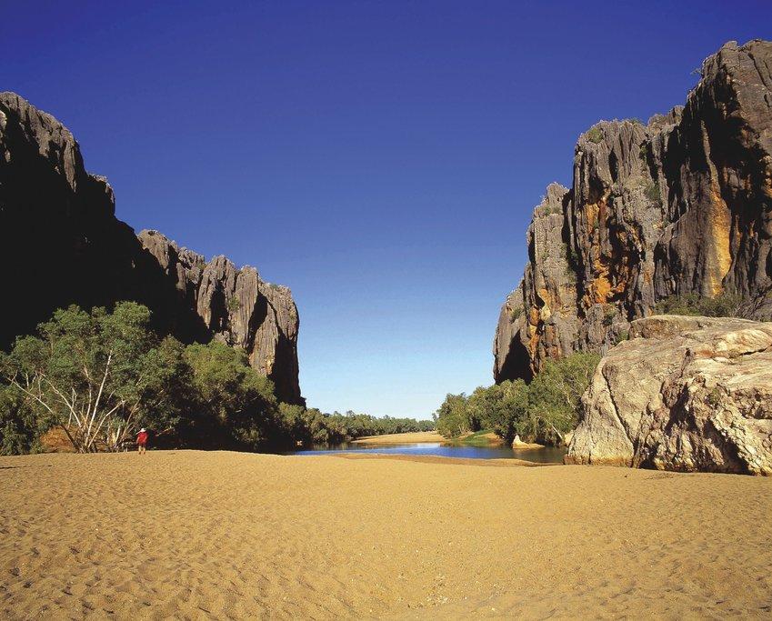 Windjana Gorge, The Kimberley © Tourism Western Australia