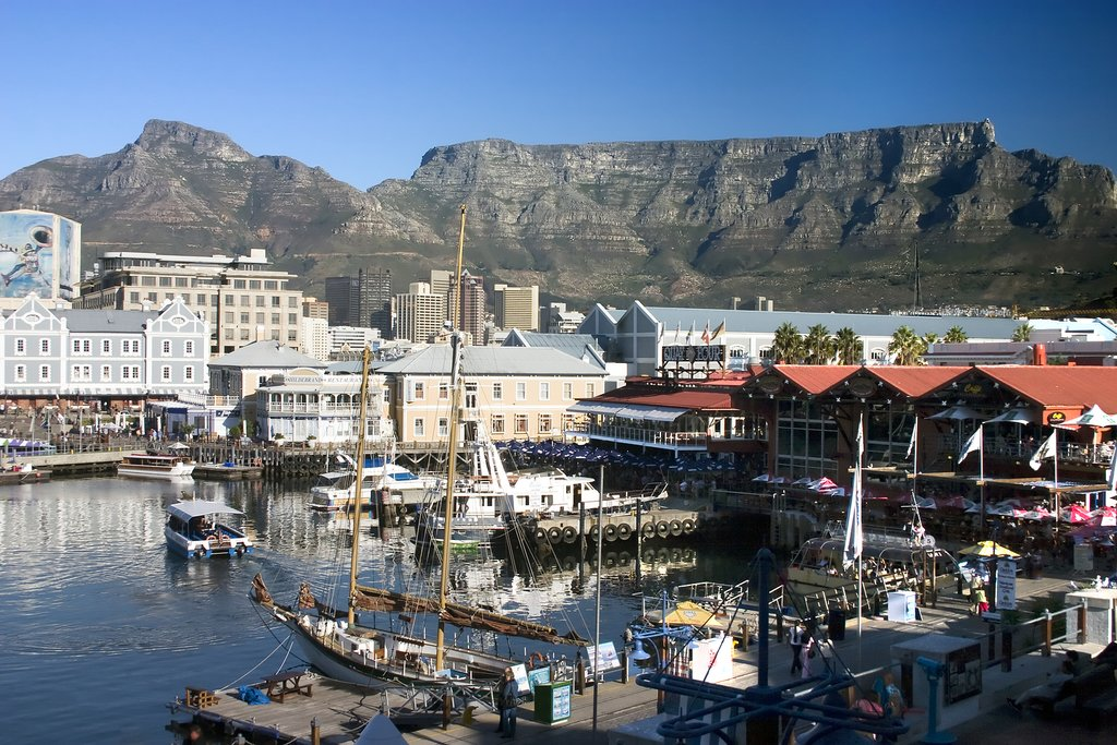 Quayside, Cape Town